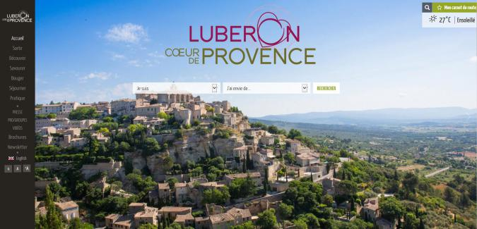 Le site de l 39 office de tourisme luberon monts de vaucluse - Office tourisme lourmarin ...